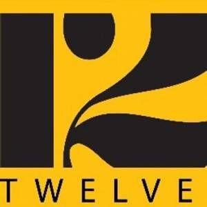 Twelve Books publisher logo design