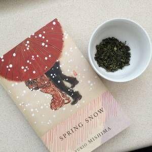 Yukio Mishima Spring Snow and Tieguanyin Oolong Tea