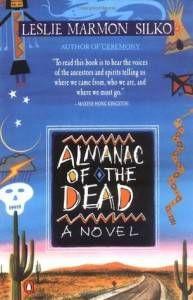 almanac of the dead cover