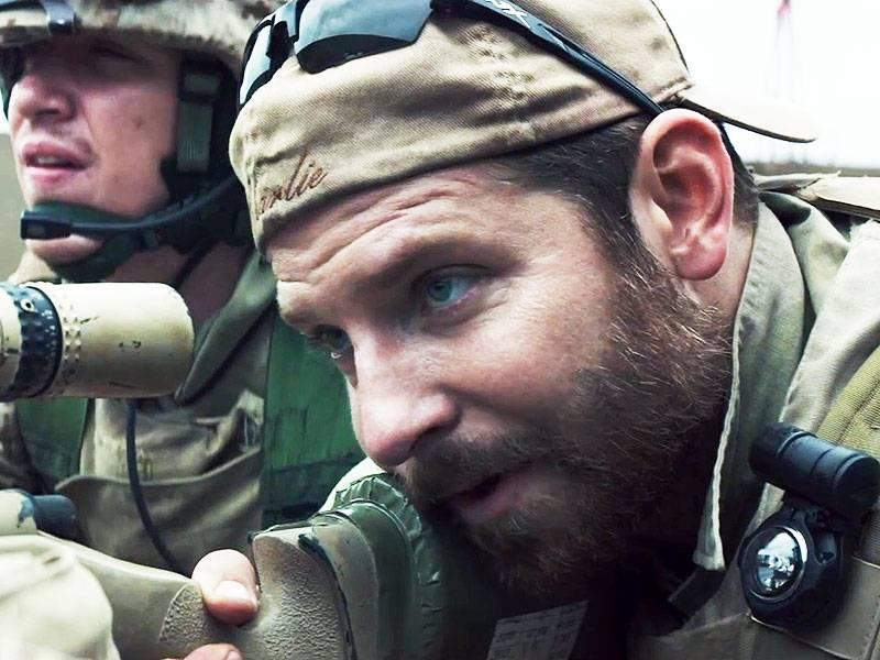 bradley cooper baby american sniper