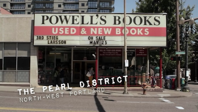 powell's shot portlandia