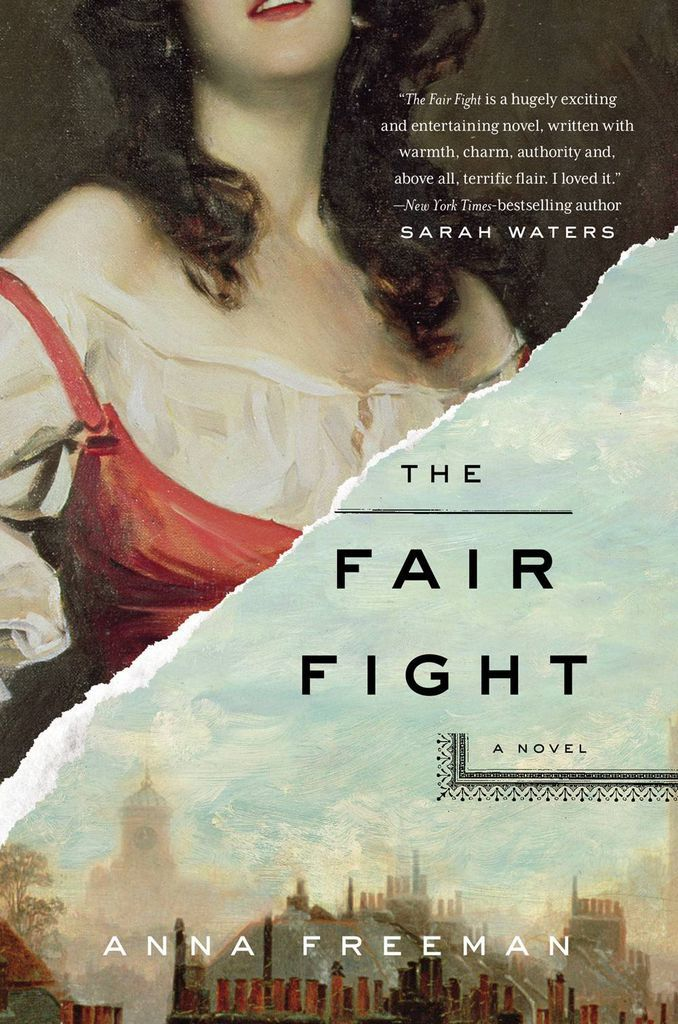 the fair fight anna freeman
