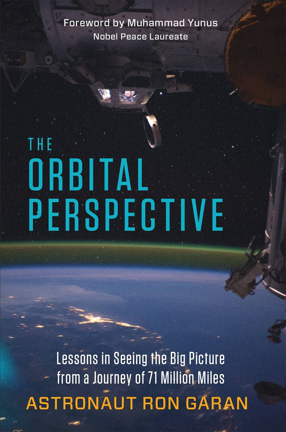 the orbital perspective - ran garan