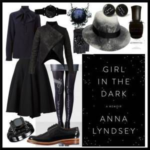 Girl in the Dark - Book Style
