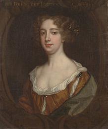 Aphra Behn portrait