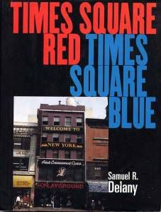 cover of times square red times square blue
