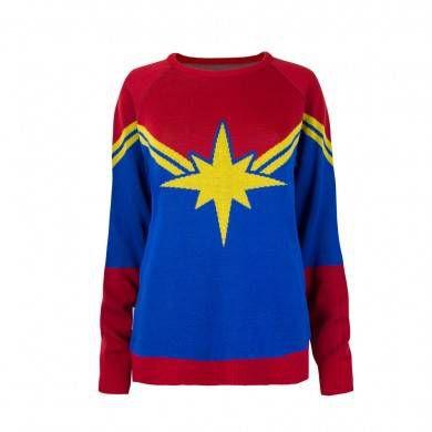 captain-marvel-knit-sweater