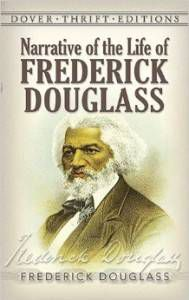 cover of narrative of the life of frederick douglass