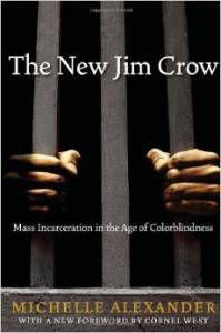 cover of the new jim crow black history books