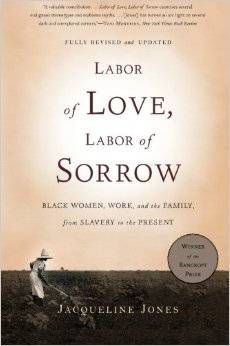 cover of labor of love labor of sorrow
