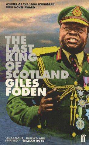 last king of scotland cover