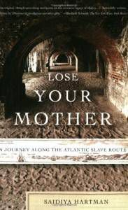cover of lose your mother