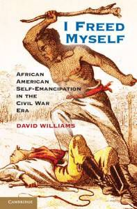 cover of i freed myself a black history book
