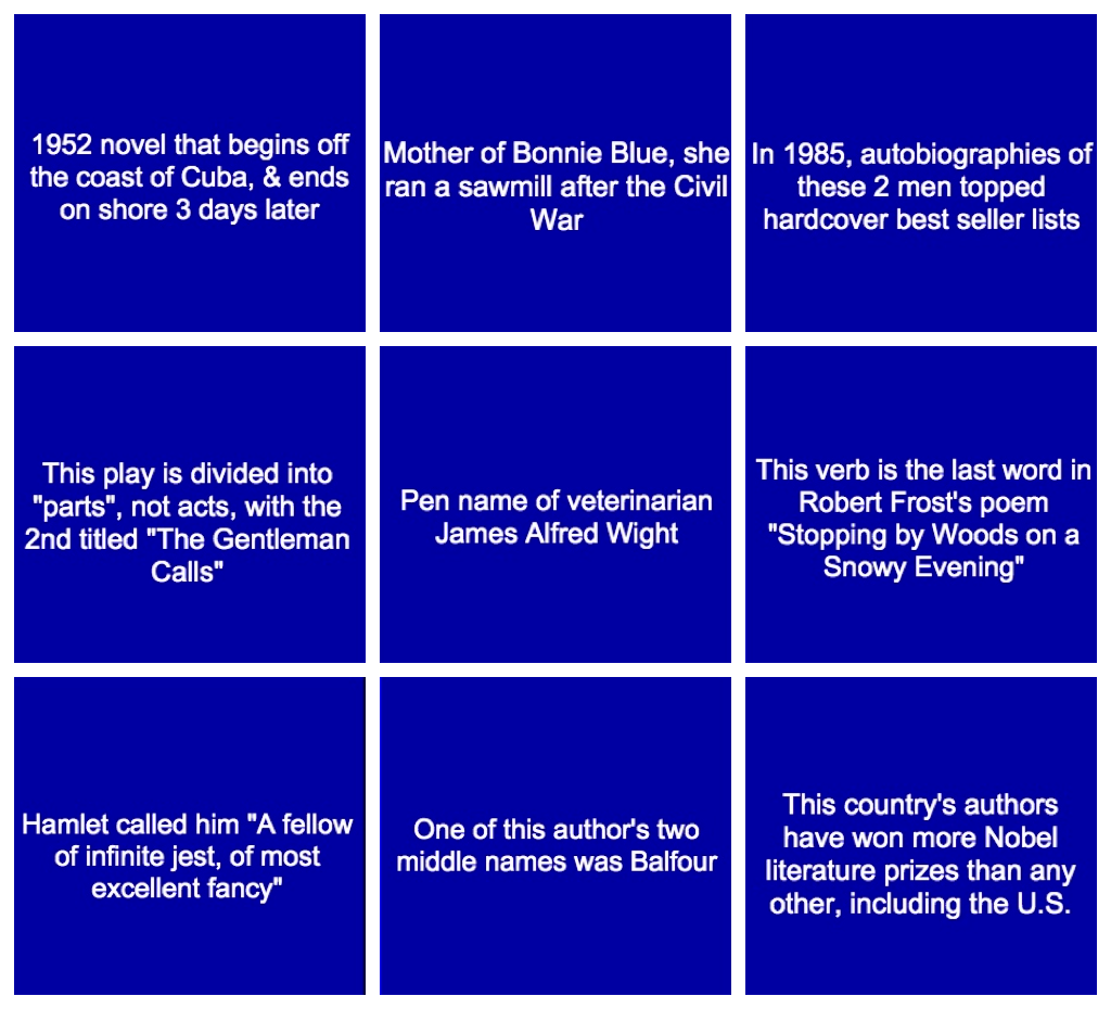 Clever Jeopardy Categories: Bible Jeopardy Questions. Bible Jeopardy Template