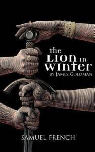 The Cover of the Samuel French edition of The Lion in Winter