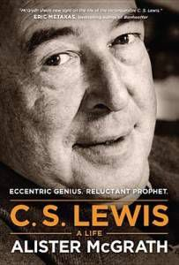 CS Lewis - A Life by Alister McGrath