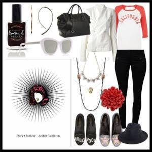 Dark Sparkler by Amber Tamblyn