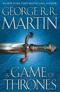 George Martin A Song of Ice and Fire Game of Thrones