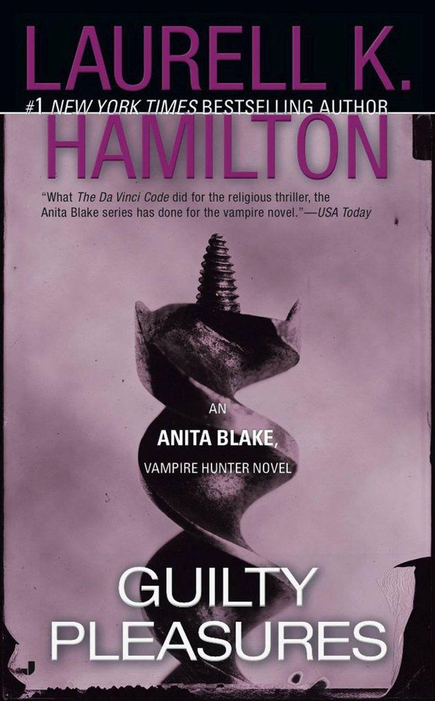 Laurell K Hamilton Guilty Pleasure Anita Blake