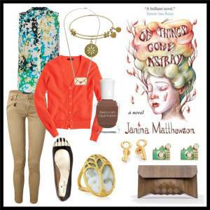 Of Things Gone Astray by Janina Matthewson - Book Style