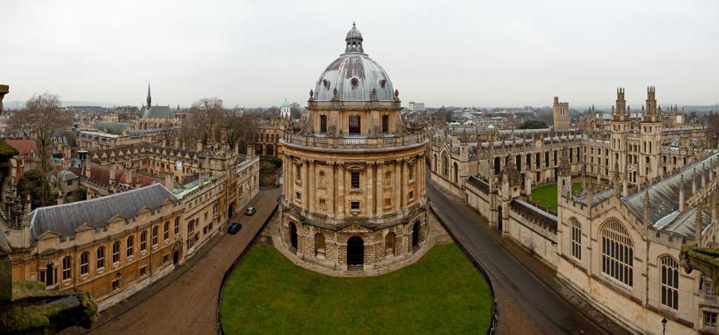 Oxford University UK