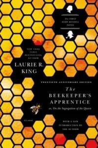 beekeepers apprentice by Laurie R. King