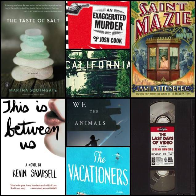 Cover Collage for Bookseller Authors