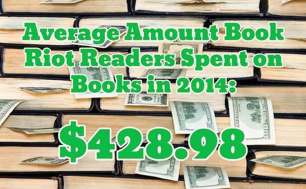 br reader spending 2014