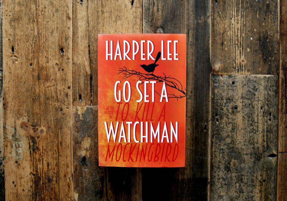 go set a watchman UK cover