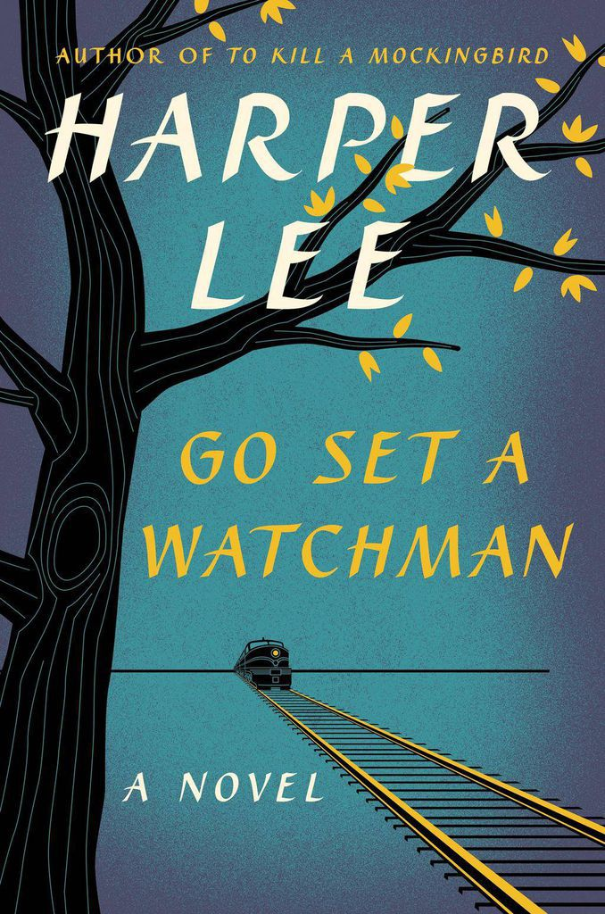 go set a watchman harper lee cover
