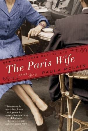 the paris wife cover