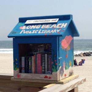 Little Free Library Long Beach