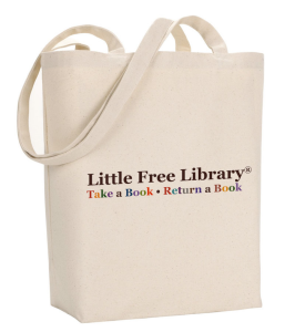 Little Free Library Tote