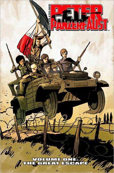 Peter-Panzerfaust-vol-1