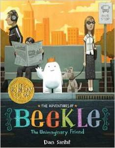 The Adventures of Beekle, An Unimaginary Friend by Dan Santat