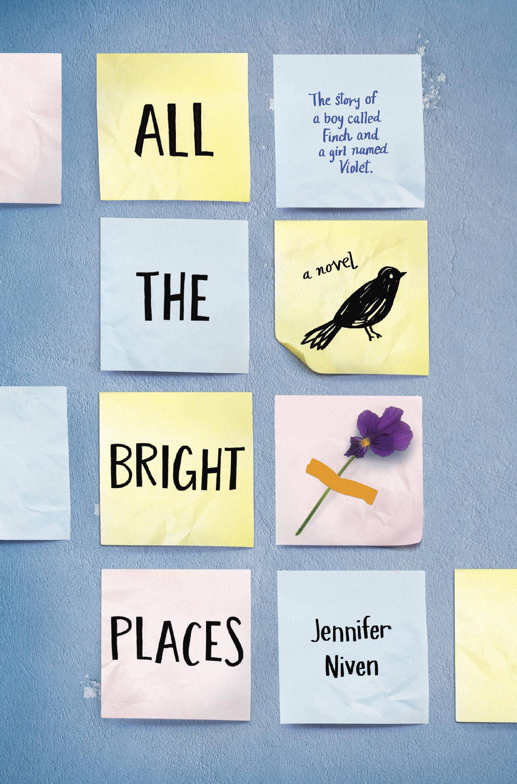 all the bright places niven