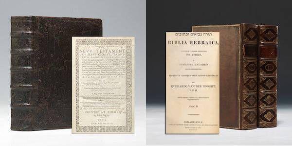 Bauman Rare Bibles