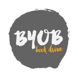 BYOB Book Drive Logo