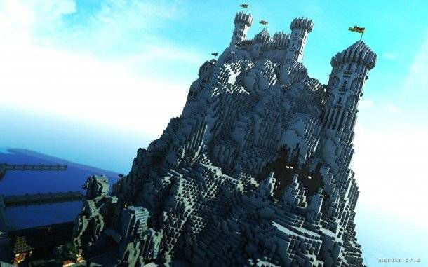 casterly rock minecraft
