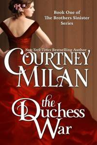 cover of the duchess war by courtney milan
