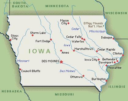 Literary Tourism In Iowa