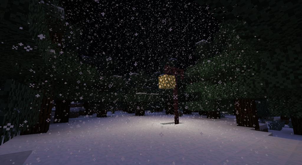 narnia lamppost