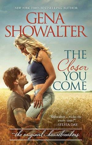the closer you come by gina showalter