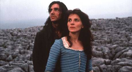 Heathcliffe and Catherine