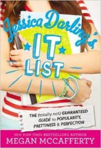 Jessica Darling's It List by Megan McCafferty