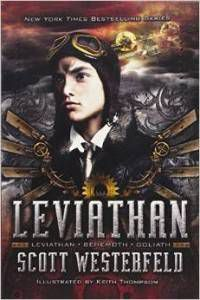 Leviathan by Scott Westerfeld