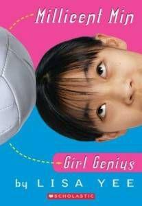 Millicent Min Girl Genius Book Cover