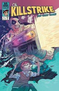 Oh, Killstrike #1 - Cover