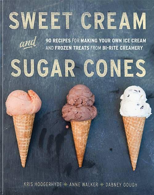 Sweet Cream and Sugar Cones