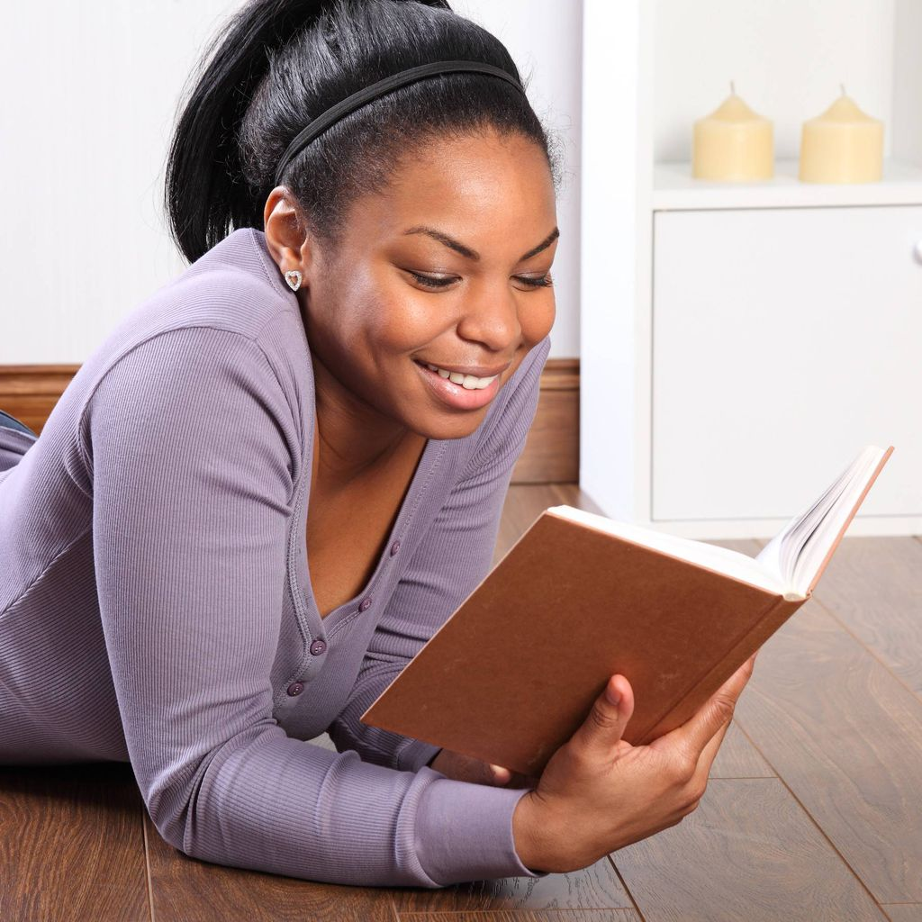 brown girl reading: young adult books for black girls